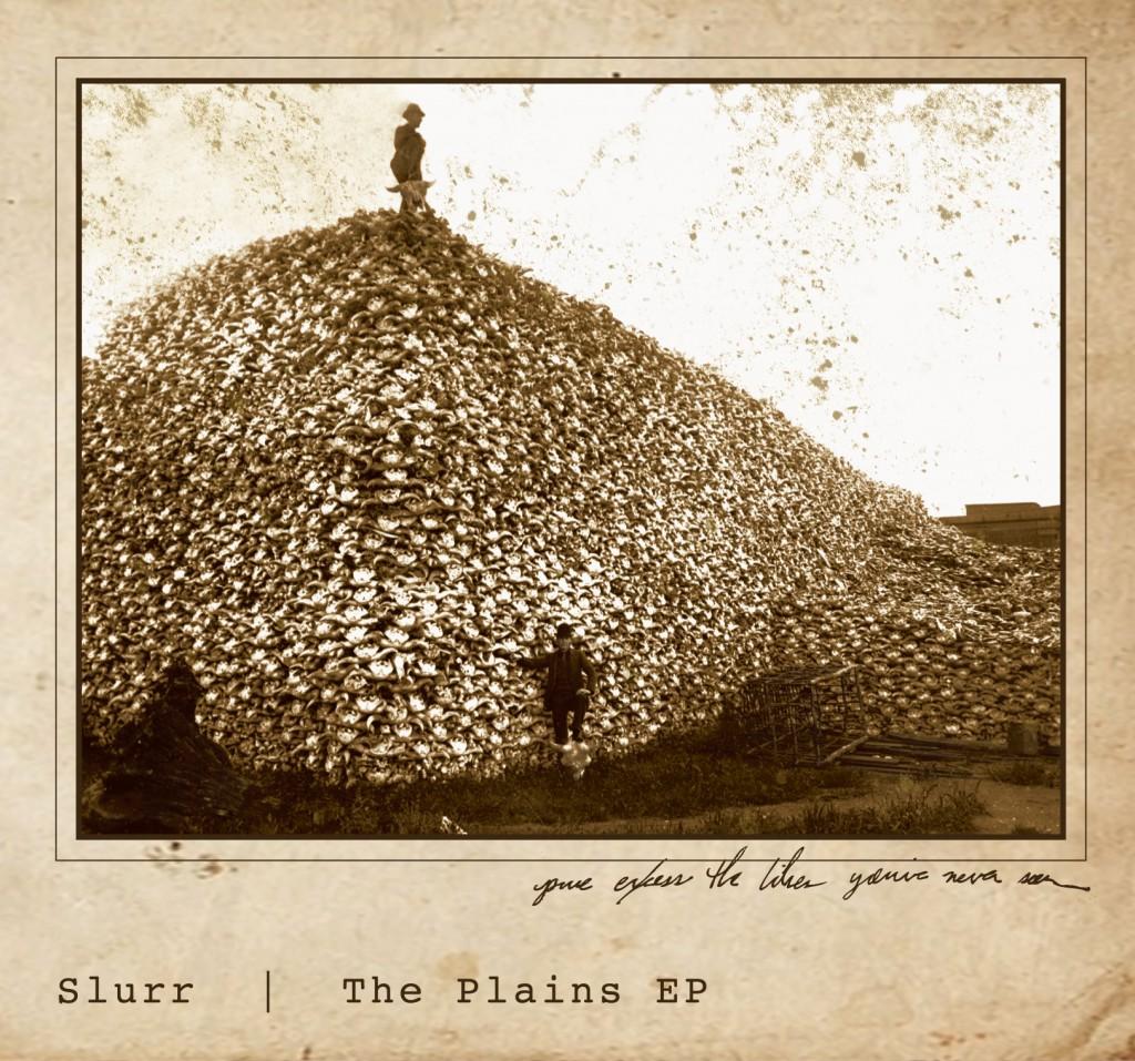 slurr The Plains EP FINAL